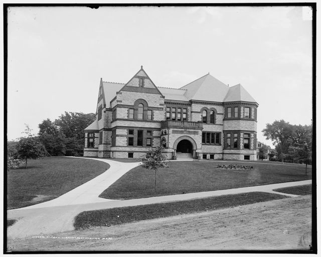 Forbes Library, Northampton, Mass.