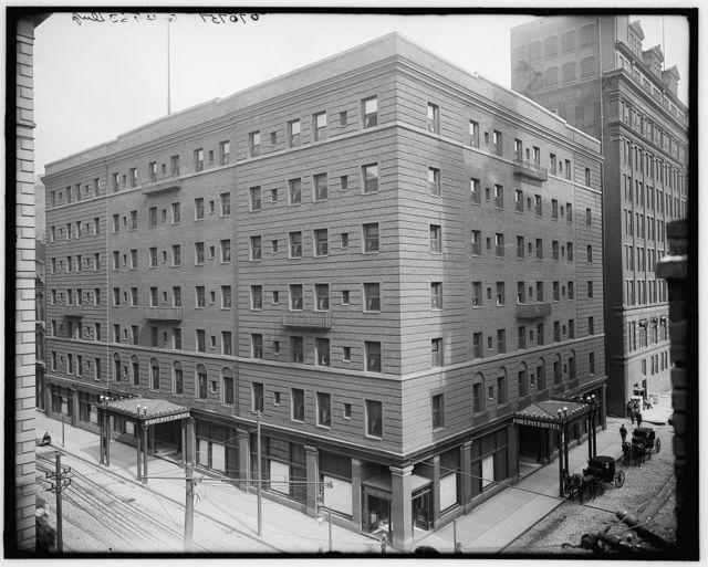 [Fort Pitt Hotel, Pittsburg, Pa.]
