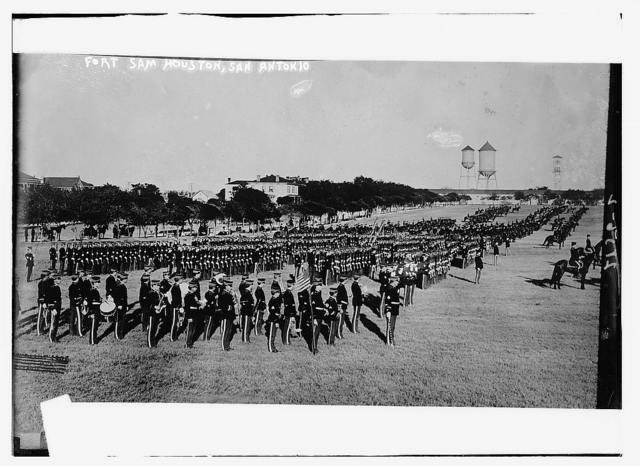 Fort Sam Houston, San Antonio
