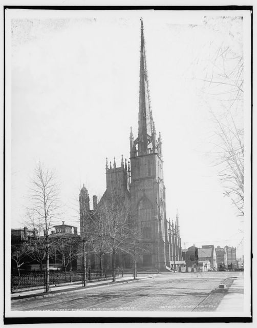 Fort Street Presbyterian Church, Detroit