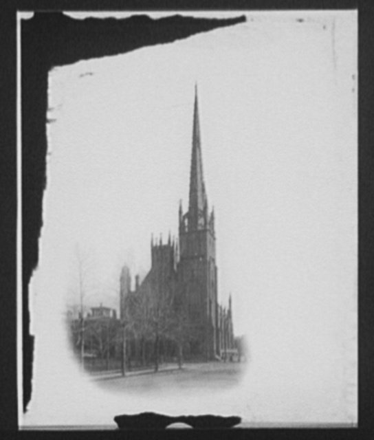 [Fort Street Presbyterian Church, Detroit the beautiful]