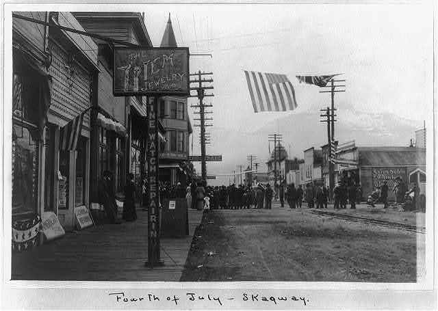 Fourth of July, Skagway