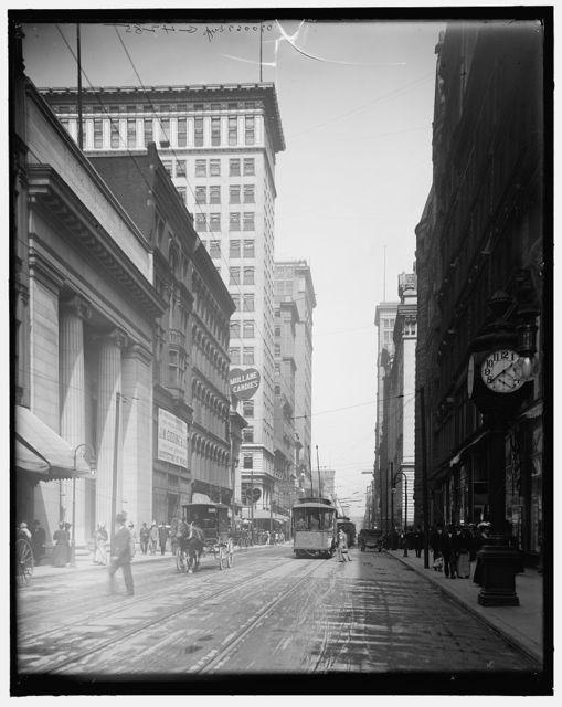 Fourth St. [Street], Cincinnati, Ohio