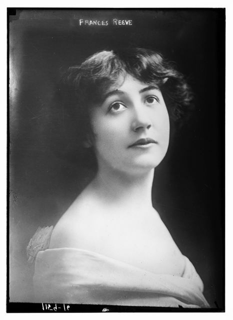 Frances Reeve