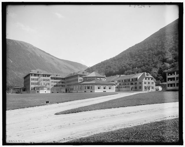 [Franconia Notch, Profile House, White Mts., N.H.]