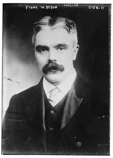 Frank W. Dyson