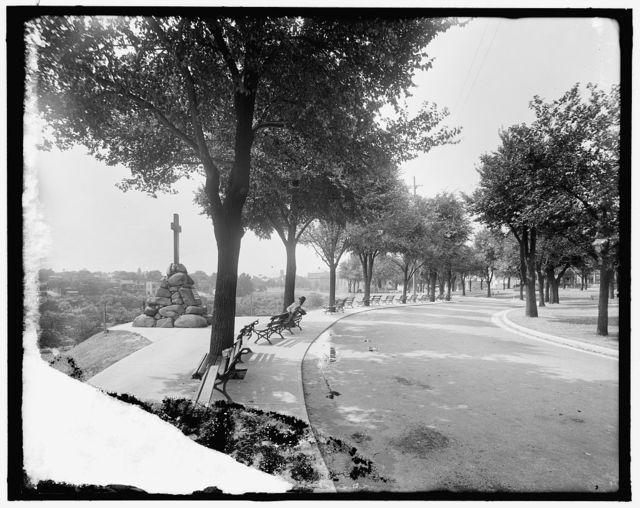 [Gamble Hill Park, Richmond, Va.]