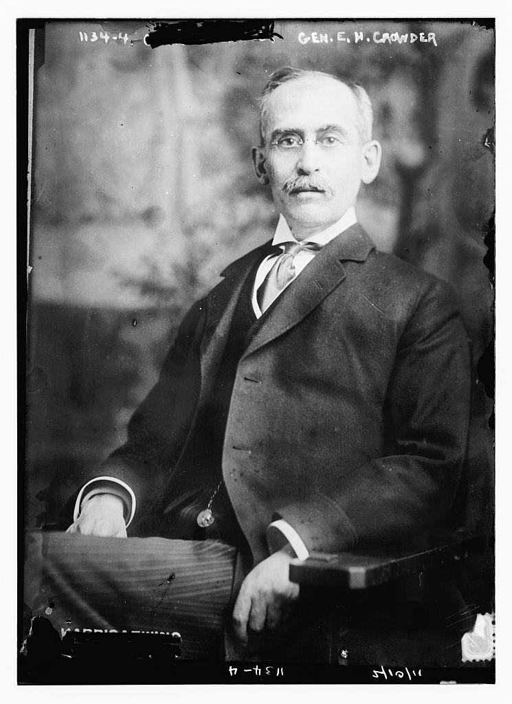 Gen. E.H. Crowder