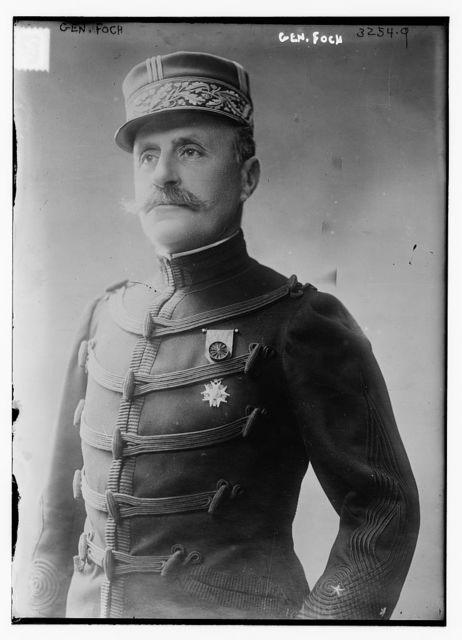 Gen. Foch
