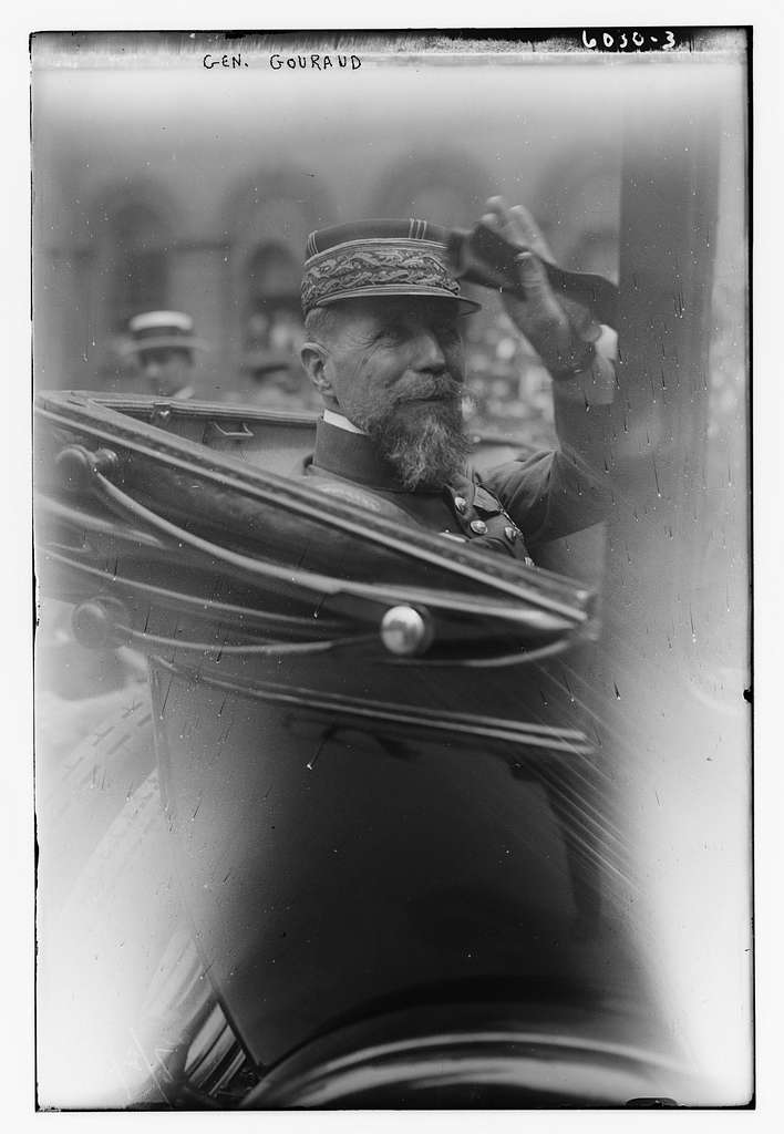 Gen. Gouraud