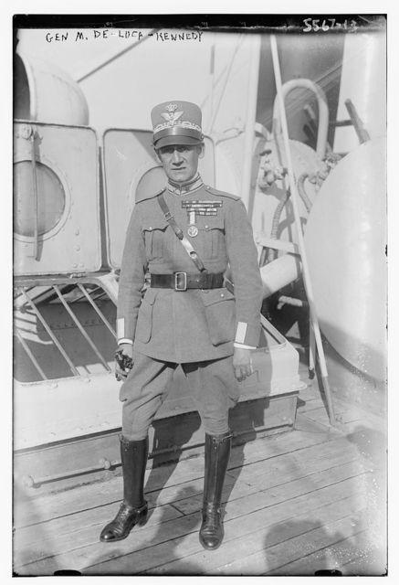 Gen. M. DeLuca - Kennedy