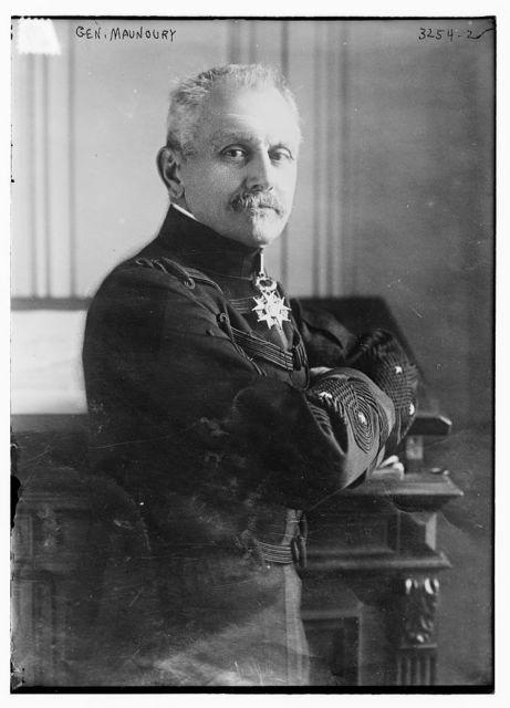 Gen. Maunoury