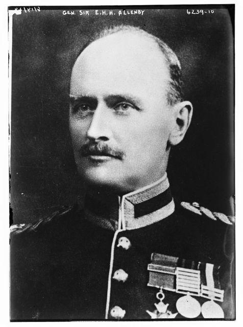 Gen. Sir E.H.H. Allenby