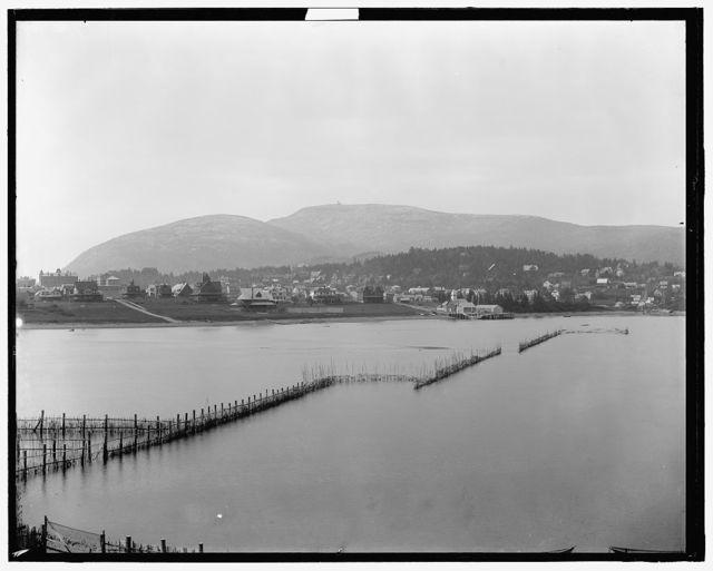 [General view, Bar Harbor, Maine]