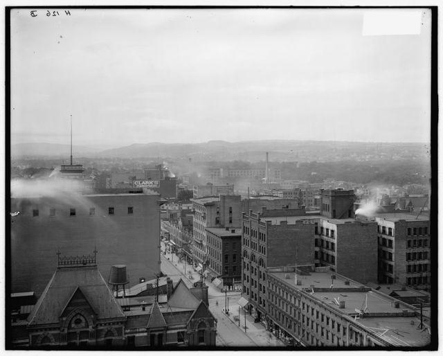 [General view, Syracuse, N.Y.]