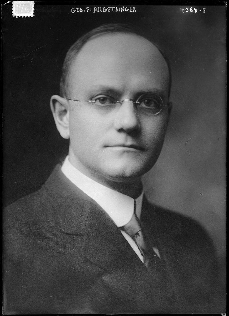 Geo. F. Argetsinger