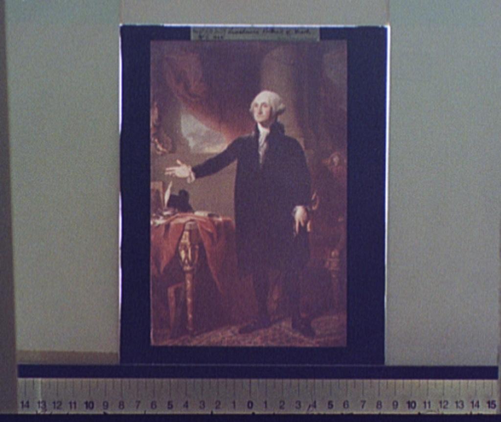 [George Washington, full-length portrait]