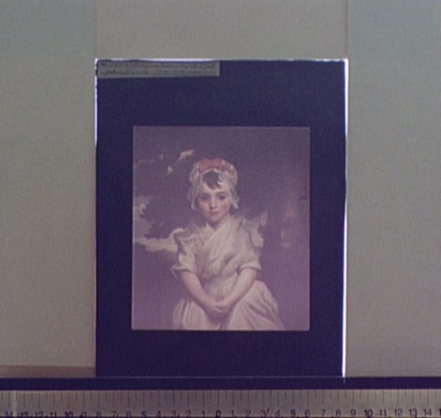 [Georgiana Frederica Augusta Elliott, three-quarter-length portrait]