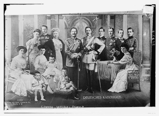 German Imperial Family