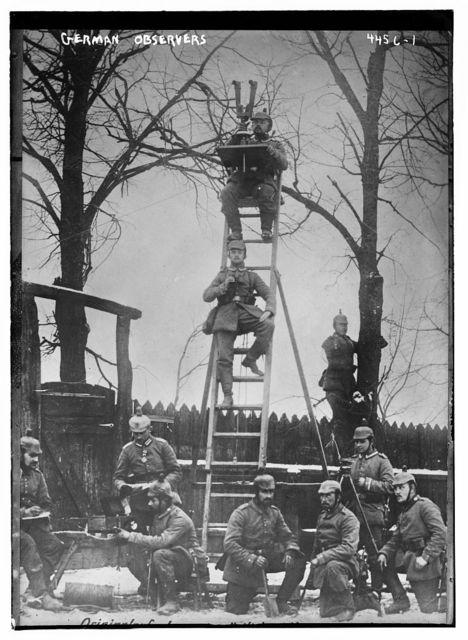 German observers