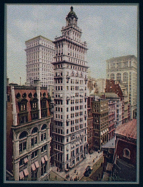 Gillender Building, New York City