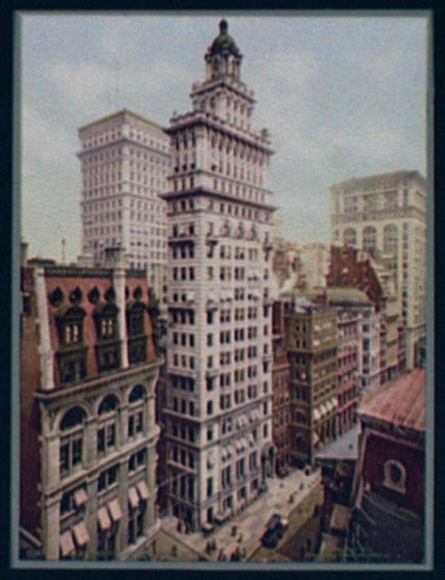 Gillender Building, New York City