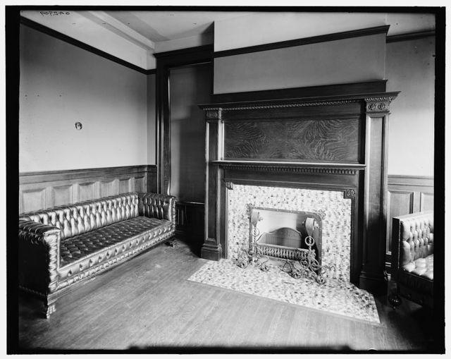 [Glazier Stove Company, director's room, Chelsea, Mich.]