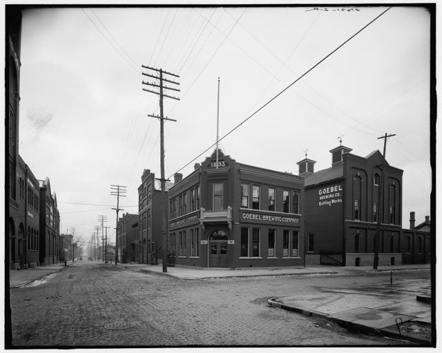 [Goebel Brewing Co., Detroit, Mich.]