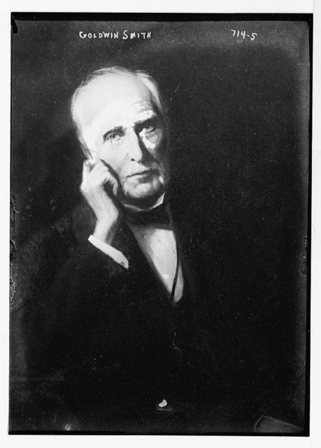 Goldwin Smith, portr.