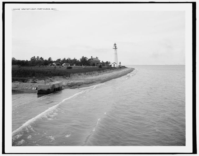Gratiot Light, Port Huron, Mich.