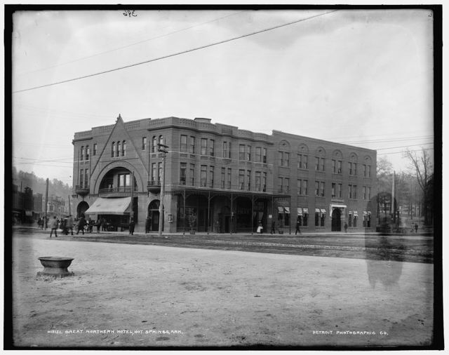 Great Northern Hotel, Hot Springs, Ark.