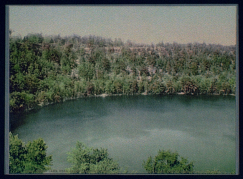 Green Lake, near Jamesville, New York