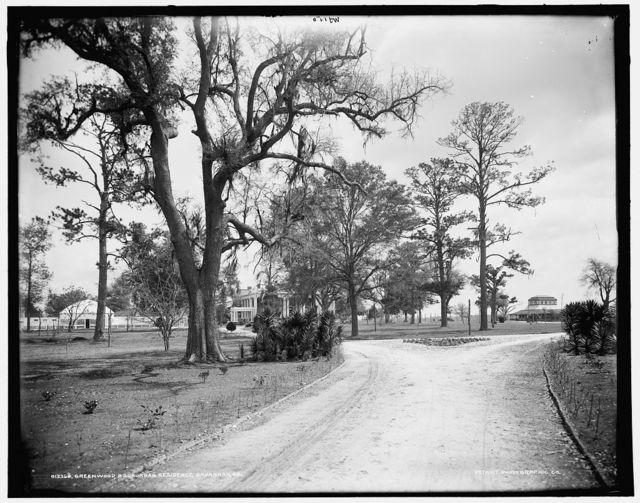 Greenwood, a suburban residence, Savannah, Ga.