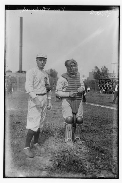 [Gus Van & Joe Schenck, Vaudeville comics (baseball)]