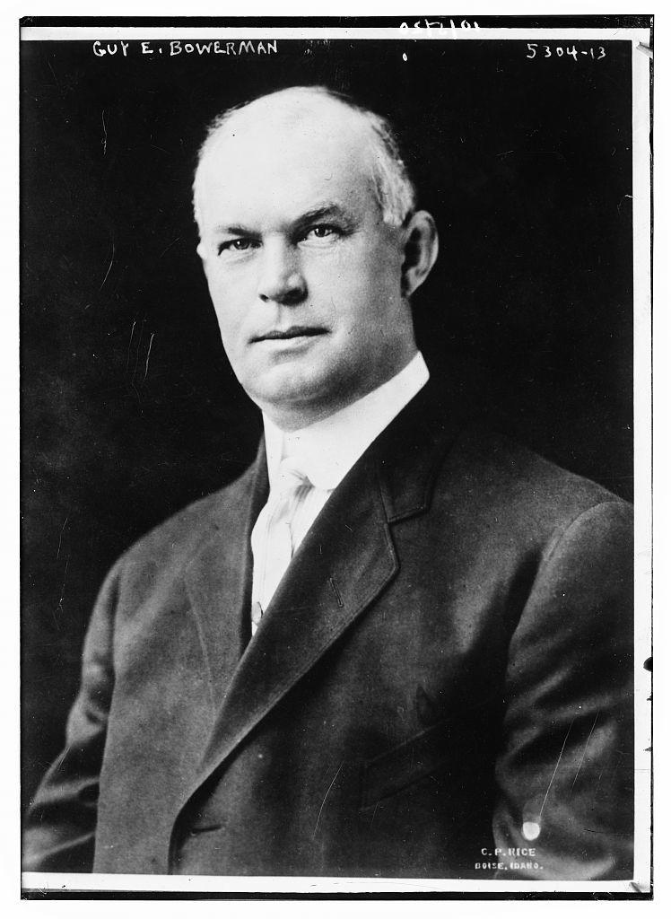 Guy E. Bowerman