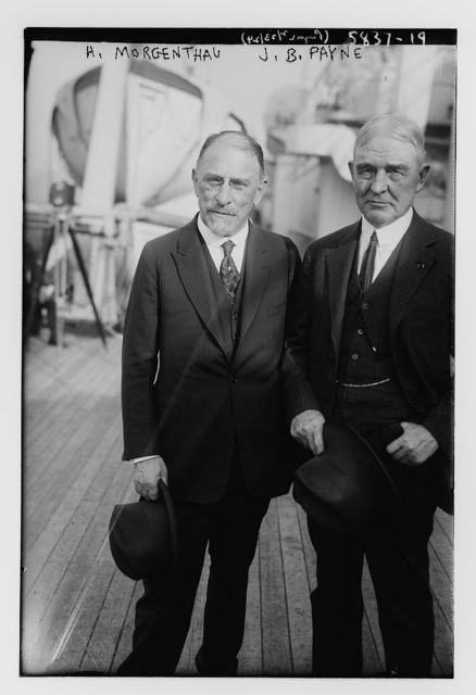 H. Morgenthau and J.B. Payne