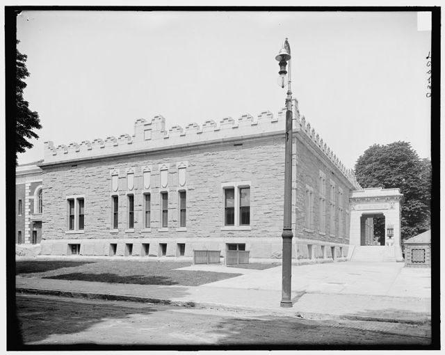 [Hall of Records, Springfield, Mass.]