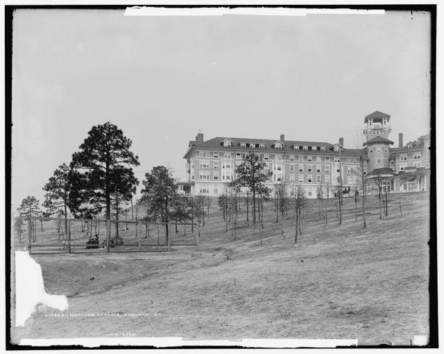 Hampton Terrace [Hotel], Augusta, Ga.