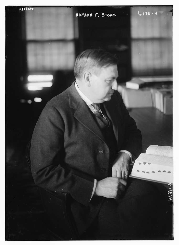 Harlan F. Stone