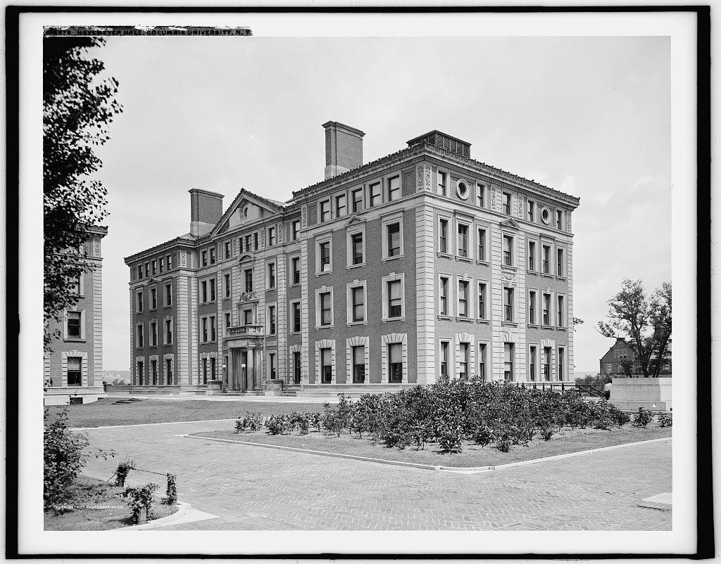 Havemeyer Hall, Columbia University, N.Y.