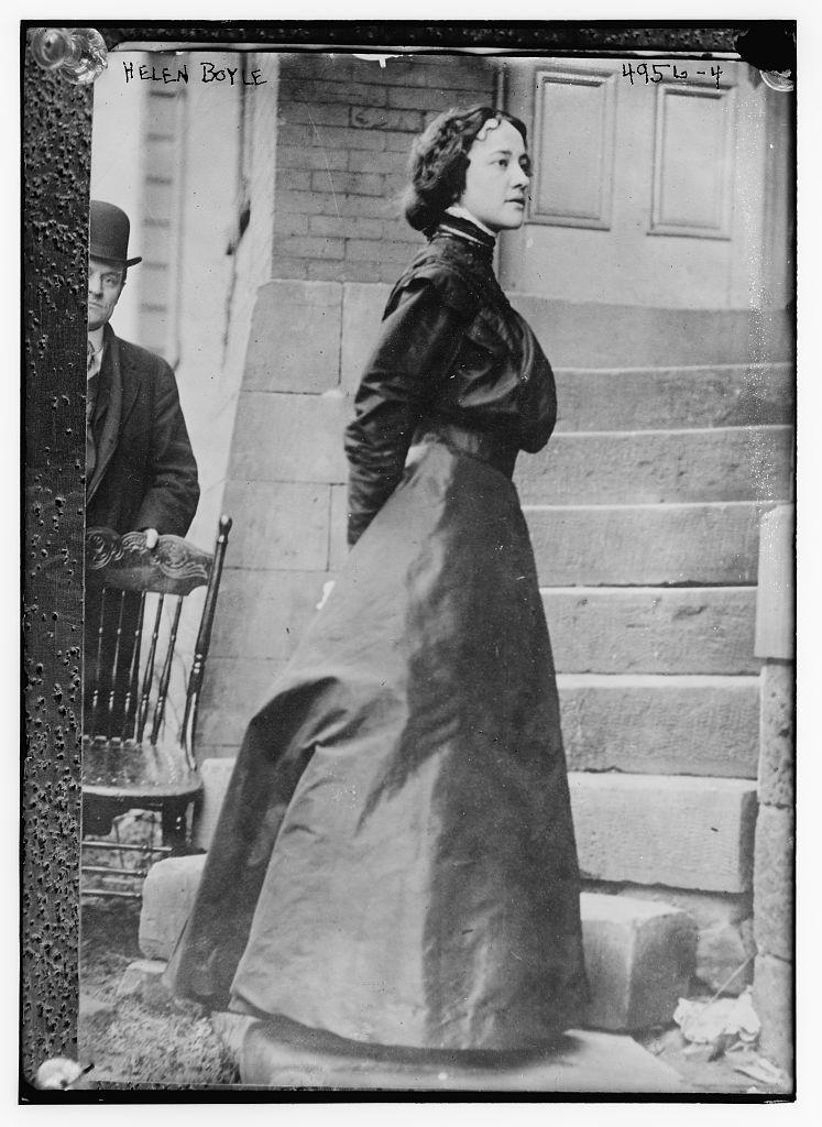 Helen Boyle