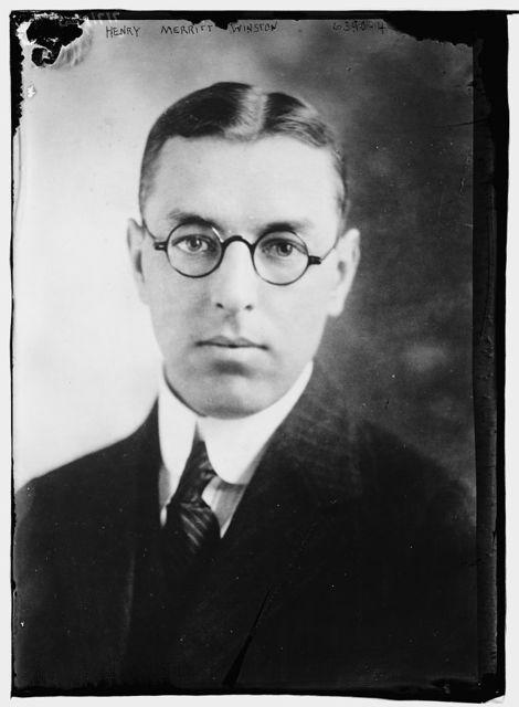 Henry Merritt Winston