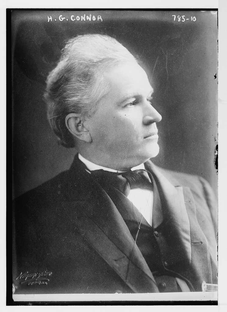 H.G. Connor, Wharton, (S.C.) Wharton