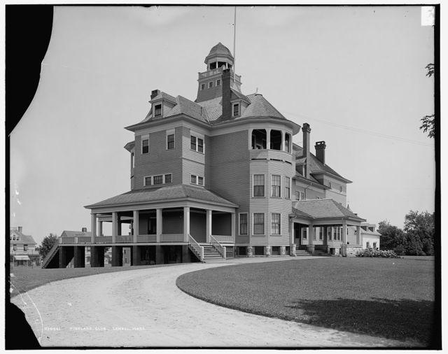 Highland Club, Lowell, Mass.