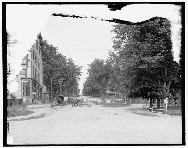 [Highland Street, Plymouth, N.H.]
