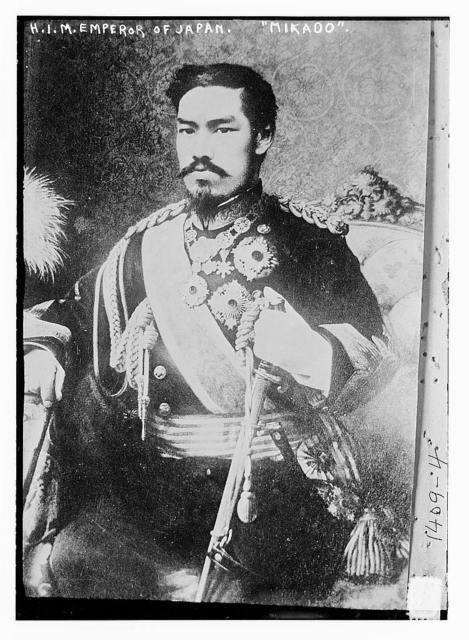 "H.I.M. Empress Japan ""Mikado"""