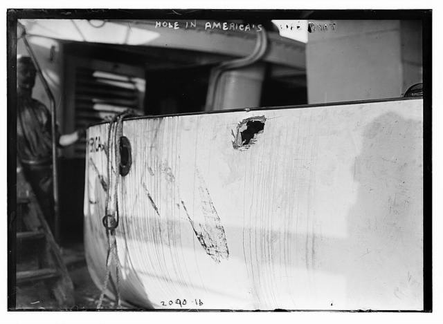 Hole in America's lifeboat