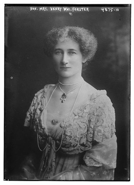 Hon. Mrs. Henry Wm. Forster