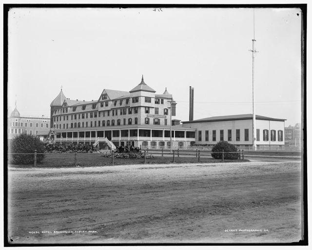 Hotel Brunswick, Asbury Park