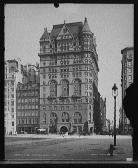 Hotel Netherland, New York
